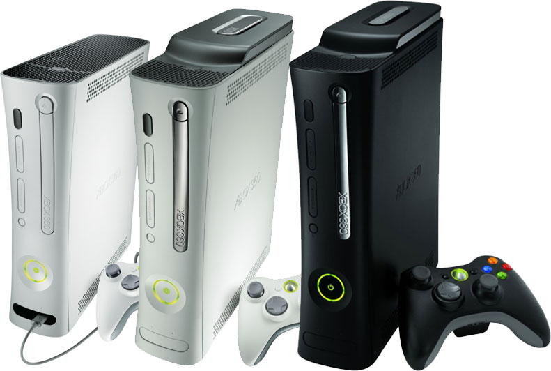 We are specialists in repairing Microsoft's Xbox 360 console